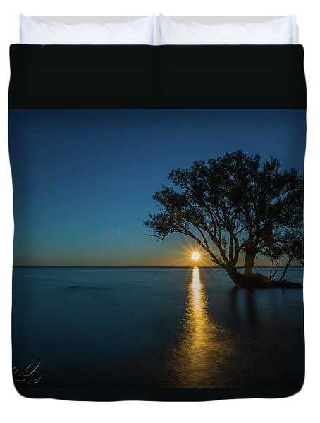 Secret Place Duvet Cover