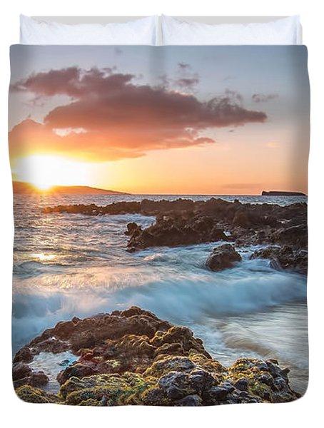 Secret Sunset Duvet Cover