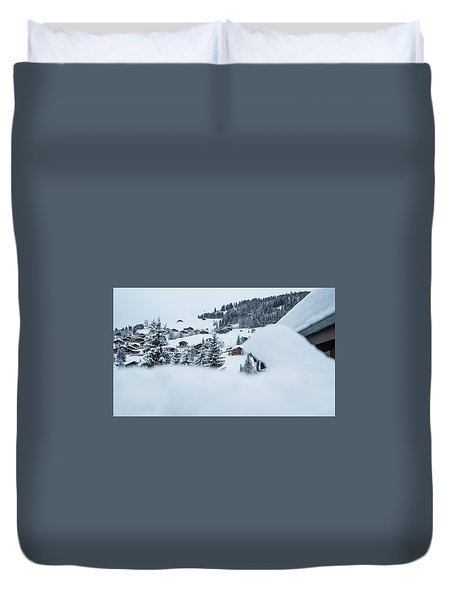 Secret View- Duvet Cover