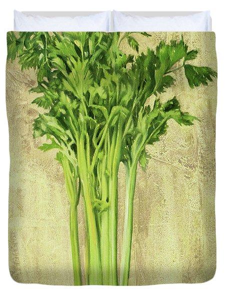 Celery Duvet Covers | Fine Art America