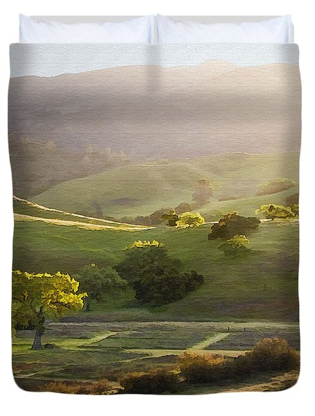 Sedgwick Sunrise Duvet Cover
