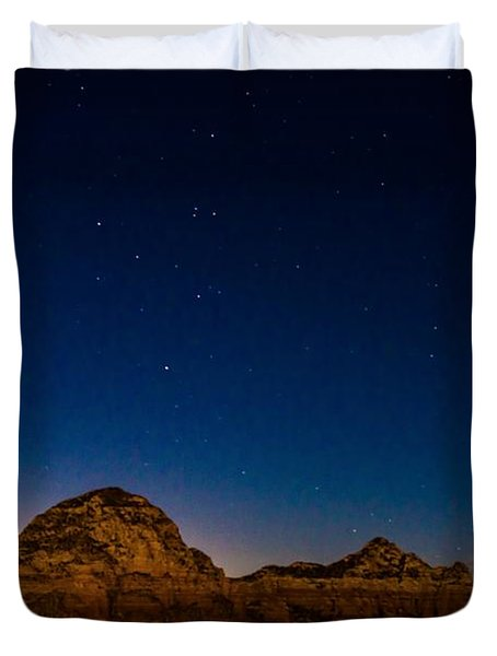 Southwest Duvet Cover