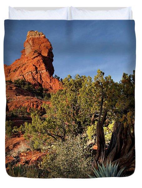 Sedona Desert Duvet Cover