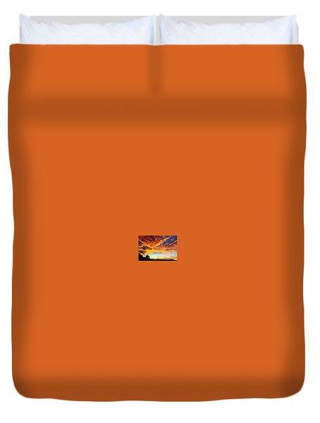 Sedona Duvet Cover