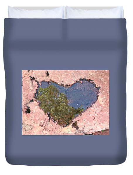 Sedona Love Duvet Cover