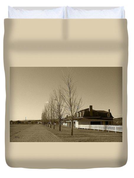 Sedona Series - Alley Duvet Cover by Ben and Raisa Gertsberg