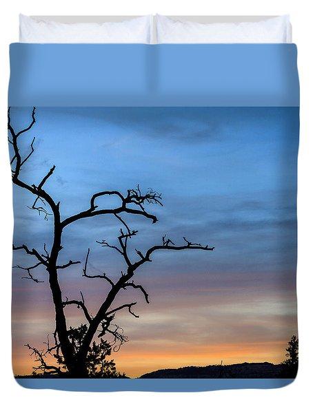 Sedona Sunset Duvet Cover