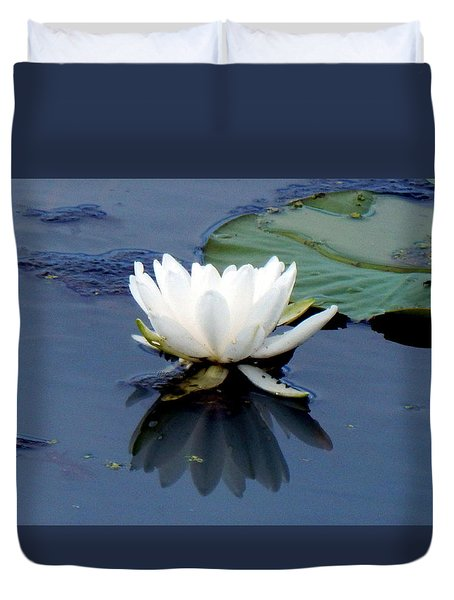 See Below The Surface Duvet Cover