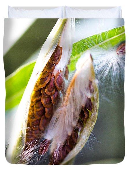 Seeds Duvet Cover