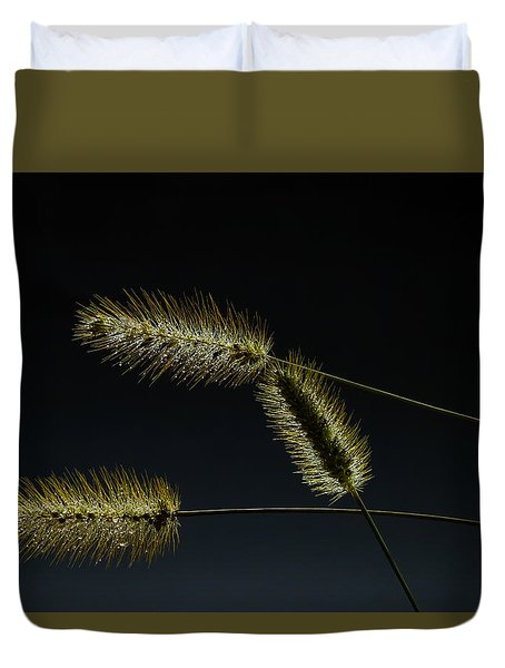 Seeds Of Life Duvet Cover