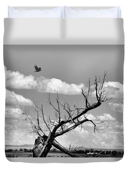 Seeker Duvet Cover