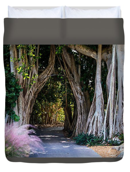 Selby Secret Garden 2 Duvet Cover