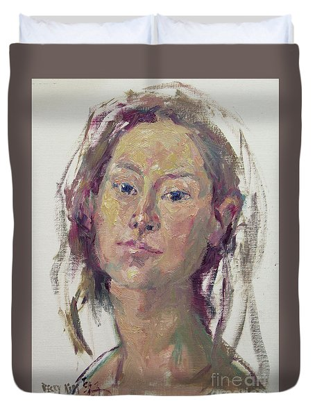 Self Portrait 1602 Duvet Cover