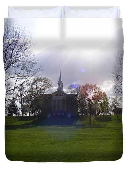 Seminary Ridge Duvet Cover