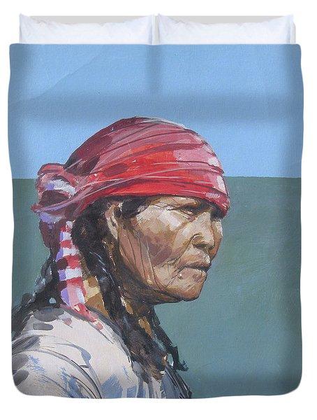 Seminole 1987 Duvet Cover