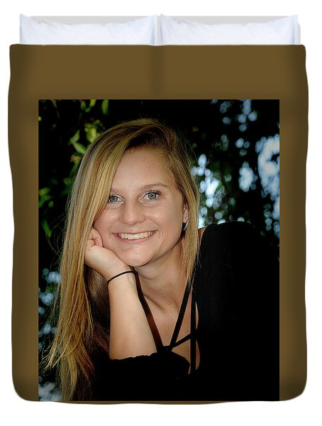 Senior 5 Duvet Cover