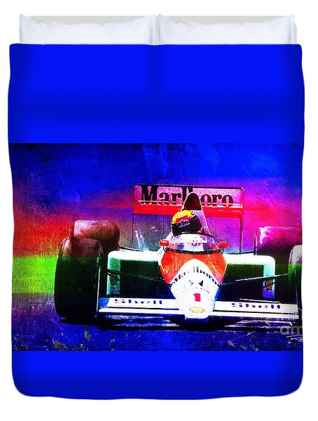 Senna 89 Duvet Cover