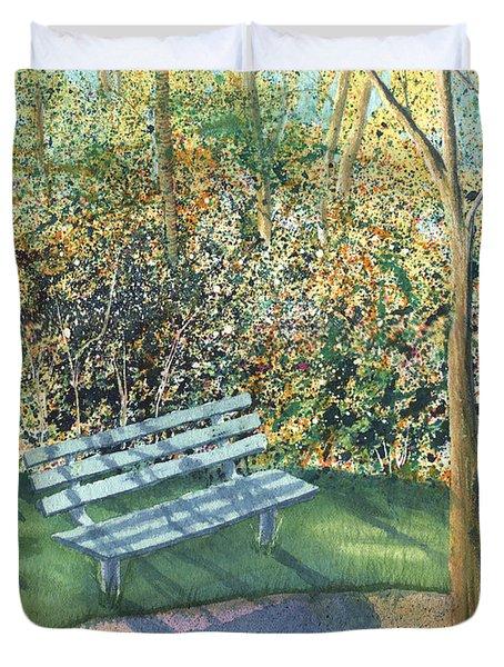 September Afternoon Duvet Cover