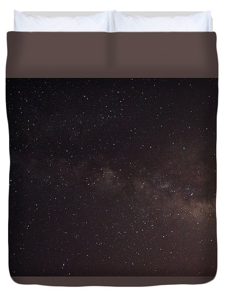 September Galaxy I Duvet Cover by Carolina Liechtenstein