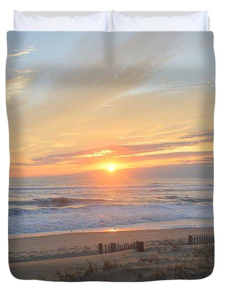 September Sunrise  30 Duvet Cover