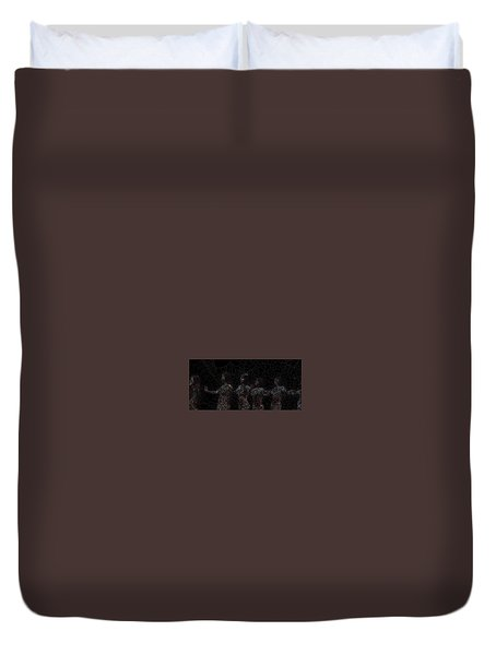 Sequence Duvet Cover