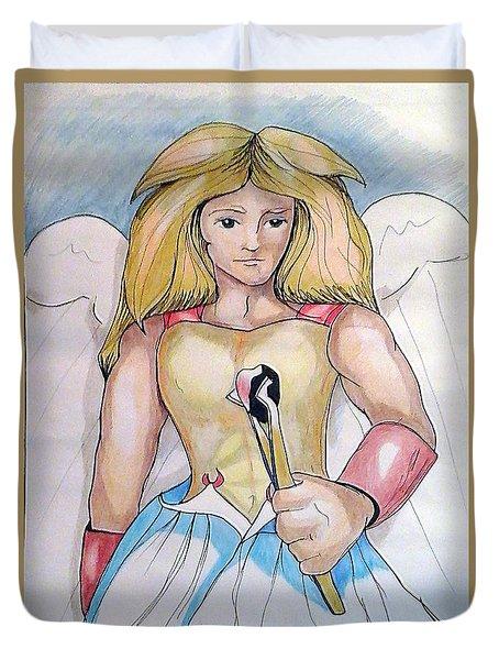 Seraphim Duvet Cover