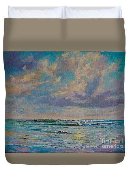 Serene Sea Duvet Cover