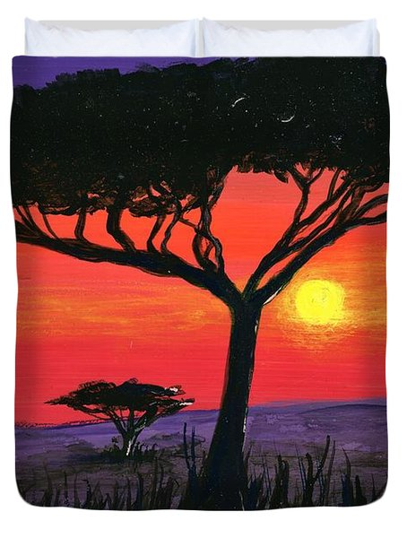 Kalahari  Duvet Cover