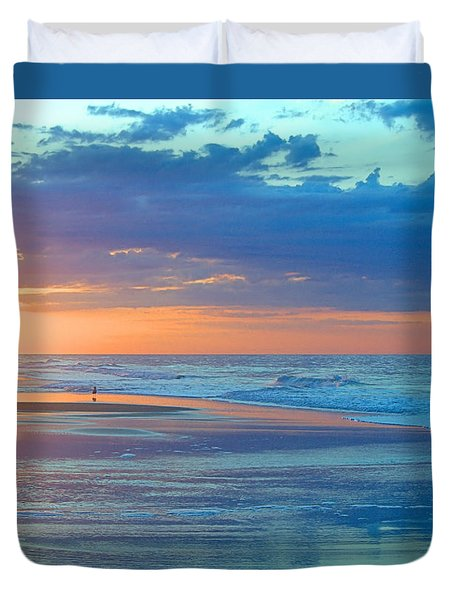 Serenity Duvet Cover by  Newwwman