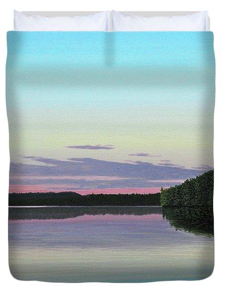 Serenity Skies Duvet Cover