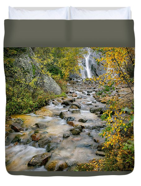Serenity Duvet Cover by Tim Reaves
