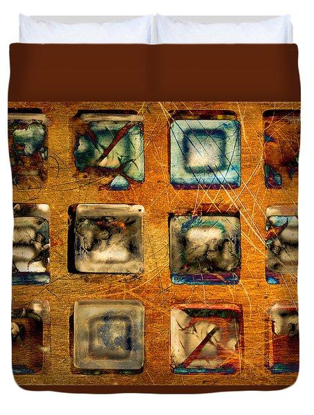Serial Variation Duvet Cover