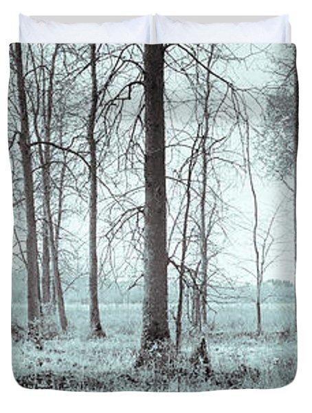 Series Silent Woods 2 Duvet Cover