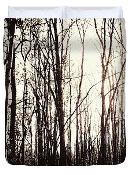 Series Silent Woods 3 Duvet Cover