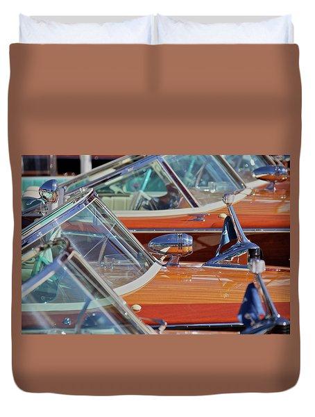 Riva Row Duvet Cover