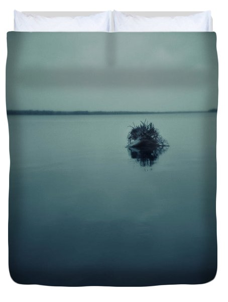 Series Wood And Water 1 Duvet Cover
