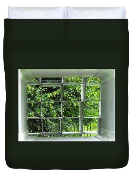Serpentine Pavilion 03 Duvet Cover