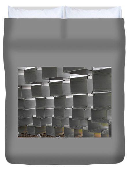 Serpentine Pavilion 12 Duvet Cover