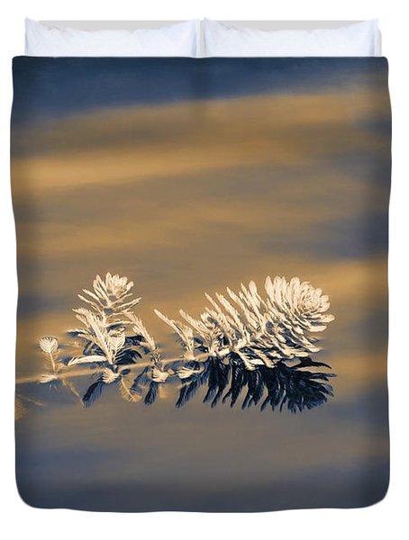 Set Apart Duvet Cover by Carolyn Marshall