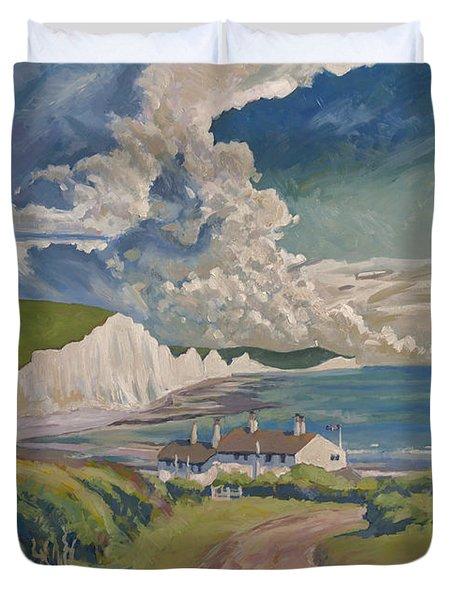 Seven Sisters Duvet Cover