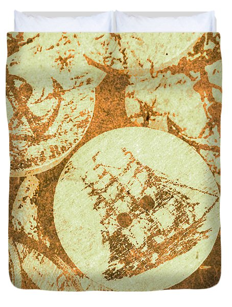 Sewing Sails Duvet Cover