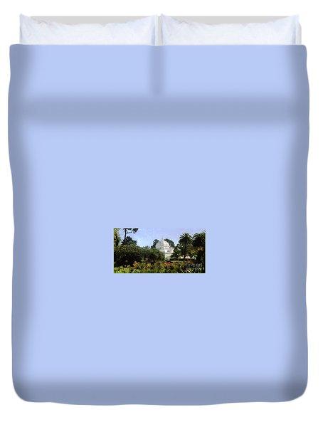 Sf Park Arbortorum Duvet Cover