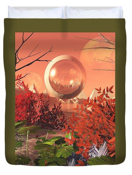 SG1 Duvet Cover