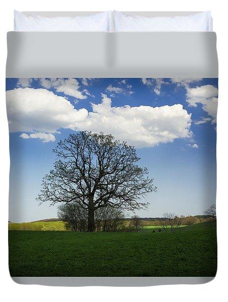 Shade Duvet Cover by Dan Hefle