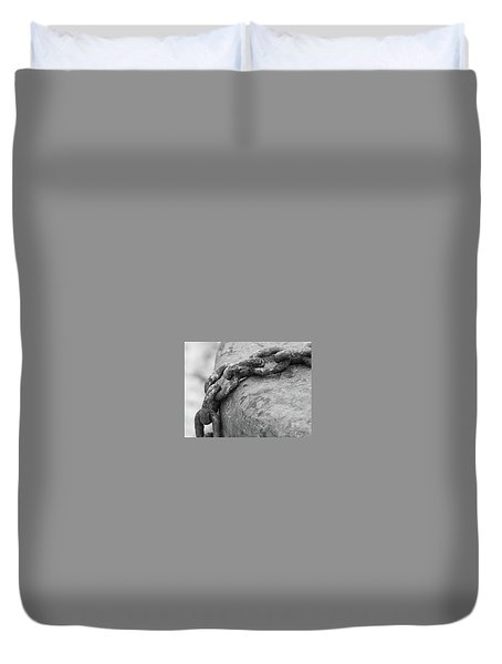 Shades Of Gray Duvet Cover