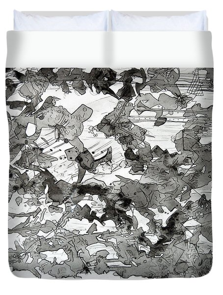 Shades Of... Duvet Cover