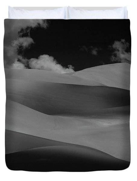 Shades Of Sand Duvet Cover