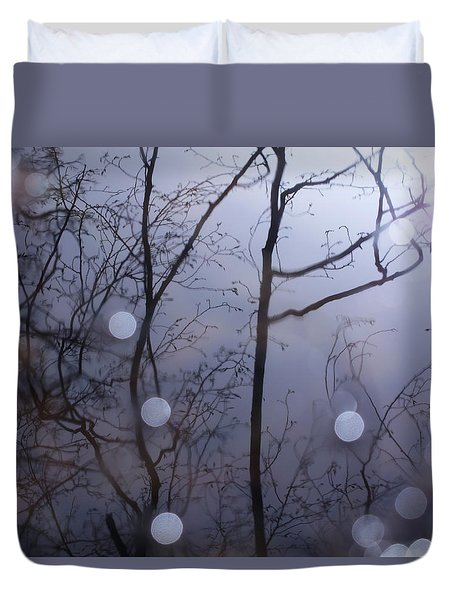 Shadow Forest Duvet Cover