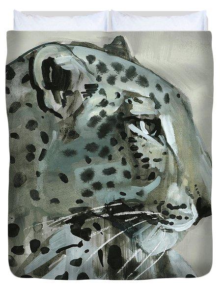 Shadow Duvet Cover by Mark Adlington