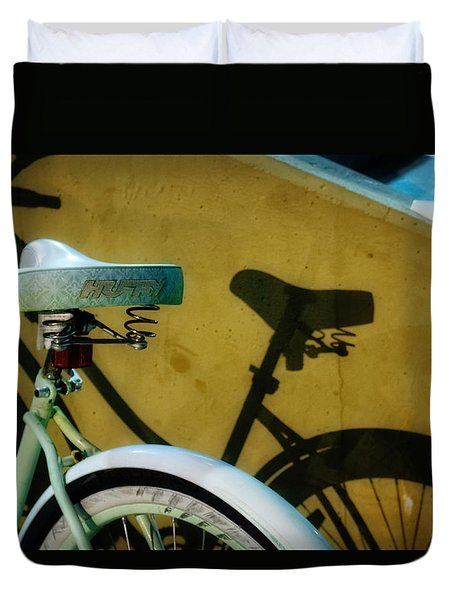 Shadow Ride Duvet Cover
